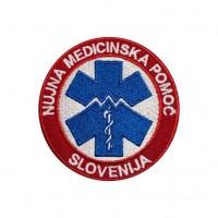 Našitek Nujna medicinska pomoč