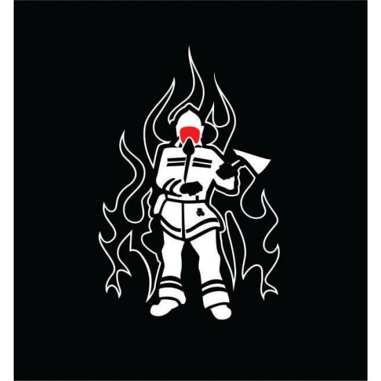 Majica Gasilec Firefighter