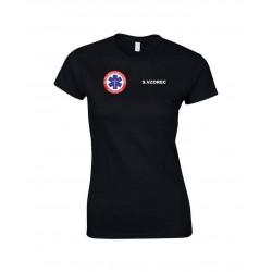 Zaščitna majica Reševalec (ženska)